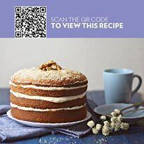 Carrot Cake #Recipe #Cake #Dessert #Food