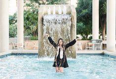 Graduation Celebration Photos at the University of Texas at San Antonio fountain - San Antonio Senior Photographer Graduation Celebration, University Of Texas, Graduation Pictures, Senior Portraits, Fountain, Fine Art, Photo And Video, San Antonio, Celebrities