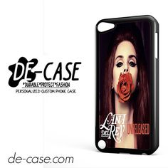 Lana Del Ray Red Rose Unreleased For Ipod 5 Case Phone Case Gift Present
