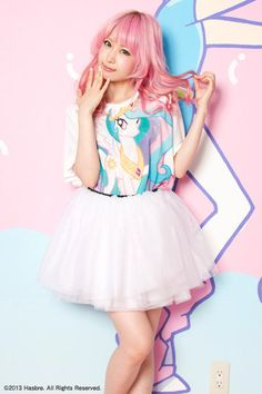KAWAII - Fashion - My Little Pony×galaxxxyコラボ☆ My Little Pony Princess Celestia Tシャツ - http://item.rakuten.co.jp/galaxxxy/10001827/
