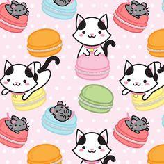 Macarons, Macarons, Macarons!  Que sua semana seja colorida e deliciosa como Macarons são!