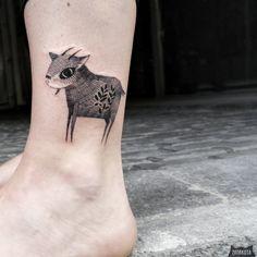 www.instagram.com... #tattoo #tatuaz #tattoowork #project #design #ink #inked #graphic #tattuaggio #btattooing #tattuaje #illustration #татуировка #тату #krakow #berlin #wroclaw #warszawa #prague #praha #tetovani #tätowierung #tatuajes #panakota #littletattoos #goat