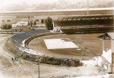 Estadio de Balaídos. Bancada de marcador