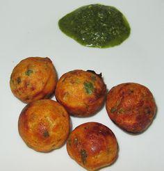 Indian Khana, Made Easy: Delightful Veggie Pops