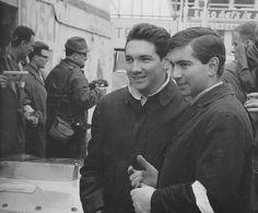 1962 ADAC 1000 km Nurburgring : Pedro & Ricardo Rodriguez,  Ferrari Dino 268 SP, S.E.F.A.C. (ph: photobucket.com)