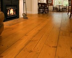 wide planked heart pine | heart pine pub back to all projects long leaf heart pine floors have a ...