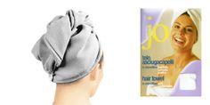 TELO ASCIUGACAPELLI  Telo asciugacapelli realizzato in microfibra: a confronto con il cotone, assorbe molto di più l'acqua; Contro l'elettricità del capello, assorbe l'umidità, ridonandogli una piaevole morbidezza.