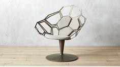 mosaico statement chair | CB2