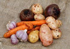 Ziemniaki i inne warzywa