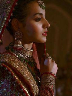 Iqra Aziz, Bridal Photoshoot, Bridal Collection, Desi, Pakistani, Wonder Woman, Actors, Superhero, Celebrities
