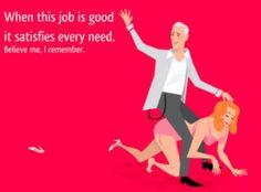 Roger on job satisfaction