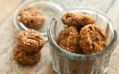Carrot Walnut Cookies