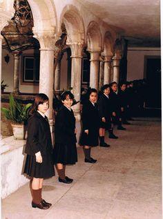 Guarda de honra, 14 de Janeiro de 1984, Instituto de Odivelas