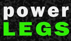MusclePharm Power Legs Workout Review