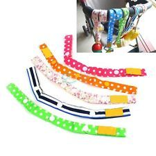 Toy Straps for Prams,Strollers,Seats-Easy to Attach Adjustable Length Rewarding