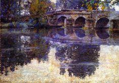 Galerii de arta: Robert William Vonnoh (17 septembrie 1858 – 1933), pictor impresionist american