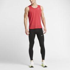 Nike Dri-FIT Cool Tailwind Men's Running Tank Top. Nike Store
