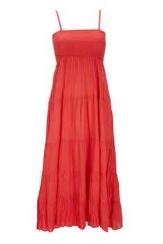 Coral Dress - I have a thing for coral right now and this dress is perfect for relaxing and enjoying some #MeTime