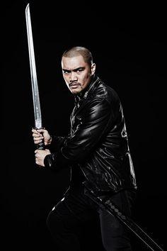 Alex Mallari Jr. as Four/Ryo Tetsuda in Dark Matter