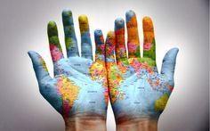 Top 20 des cartes du monde les plus insolites et originales, pour voir la Terre différement