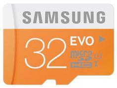 BARGAIN Samsung Memory 32GB Evo MicroSDHC UHS-I Grade 1 Class 10 Memory Card £10.95 at Amazon CHEAPEST EVER PRICE - Gratisfaction UK Flash Bargains #flashbargain #gratstorage
