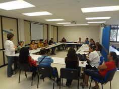 Reunión del personal - Agosto 24, 2013