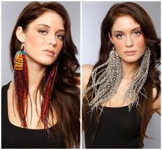 ..a friend of mine has a pair of these Owlita Earrings.. and they are amazinggg.. Expensive, but amazing!