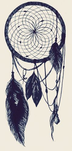 This is also gonna be a future tattoo of mine. I've been wanting a dream catcher for years Dream Tattoos, Future Tattoos, Love Tattoos, Tatoos, Dream Catcher Drawing, Dream Catcher Tattoo, Images Noêl Vintages, Art Et Design, Tatoo Art