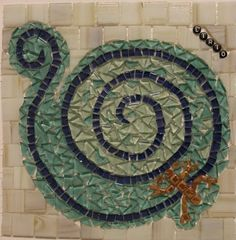 #GermanySignsProject  Lirio Maria Jimenez - Taino Coquí & Water symbol Mosaic Projects, Art Projects, Water Symbol, Jung In, Heart And Mind, Letters And Numbers, Mosaic Art, Puerto Rico, Symbols