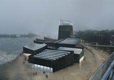 Moreau Kusunoki Architectes, Guggenheim Helsinki Museum Competition