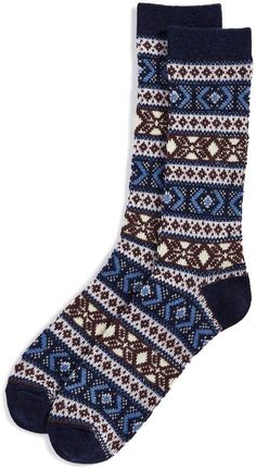 Peonfly Fashion Men Colorful Lattice Striped Jacquard Art Dress Cotton Socks Multi Pattern Long Funny Happy Skateboard Sock Male Comfortable Feel Underwear & Sleepwears