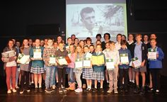 The Mid West's brightest scribes have been honoured at the 2016 Randolph Stow Young Writers Awards.