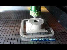 3D Printing Clay