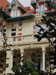 Villa art nouveau, Ville d'Hiver, Arcachon, Gironde, Aquitaine, France. | Flickr - Photo Sharing!