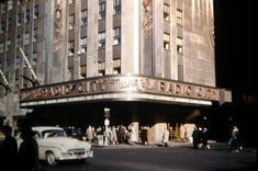 nostalgia from 1960s queens ny | vintage everyday: Kodachrome slides of New York, 1940s-1960s
