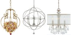Crystorama Orb Light, Hgtv Shows, Lighting Superstore, Polished Nickel, Chandelier, Ceiling Lights, Decor Ideas, Design, Home Decor