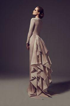 Tendance Robe De Mariée 2017/ 2018 : Ashi Studio - Couture