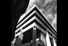 Photograph of Birmingham Central Library from 1974 #RIBACollections #architecture