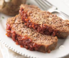 Cheeseburger Meatloaf - Meatloaf prepared with the makings of a cheeseburger: cheese, pickles and ketchup. Delicious and simple!