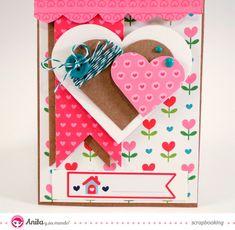 Anita y su mundo: Tarjeta San Valentín -1