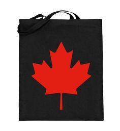 Jutebeutel Kanada T-Shirt Jute, Mint, Flag, Shirts, Canada, Cotton, Shirt, Flags, Top
