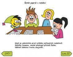 Mediální výchova - e-learning