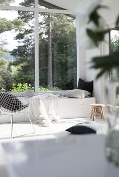 The perfect Norwegian home for a summer's day (via Bloglovin.com )