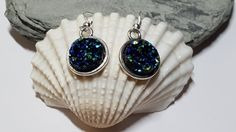 Hey, I found this really awesome Etsy listing at https://www.etsy.com/uk/listing/500021013/dangle-druzy-earrings-blue-druzy-glitter