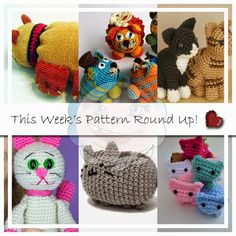 This Week's Pattern Round Up #1