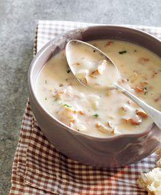 Kantarellikeitto   Maku Soup Recipes, Vegetarian Recipes, Cooking Recipes, Healthy Recipes, Yummy Recipes, Healthy Food, Good Food, Yummy Food, Tasty