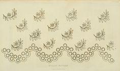 EKDuncan - My Fanciful Muse: Regency Era Needlework Patterns from Ackermann's Repository 1826 - 1828