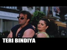 Teri Bindiya Chura Ke Le Gaye   Abhijeet Sunidhi Chauhan   Jodi No.1 Songs   Sanjay Dutt Movie:- Jodi No.1 (2001) Starcast:- Sanjay Dutt Govinda Twinkle Khanna Monica Bedi Anupam Kher Shakti Kapoor Ashok Saraf Mukesh Rishi Ashish Vidyarthi Song:- Teri Bindiya Chura Ke Le Gaye Singer:- Abhijeet Sunidhi Chauhan Music by:- Himesh Reshammiya & Anand Raj Anand Directed by:- David Dhawan