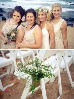 YolanCris |Wonderful wedding in Durban beach, South Africa. Rhys & Kelly in Alabama wedding dress.