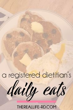 Eats from a non-diet dietitian! | The Real Life RD